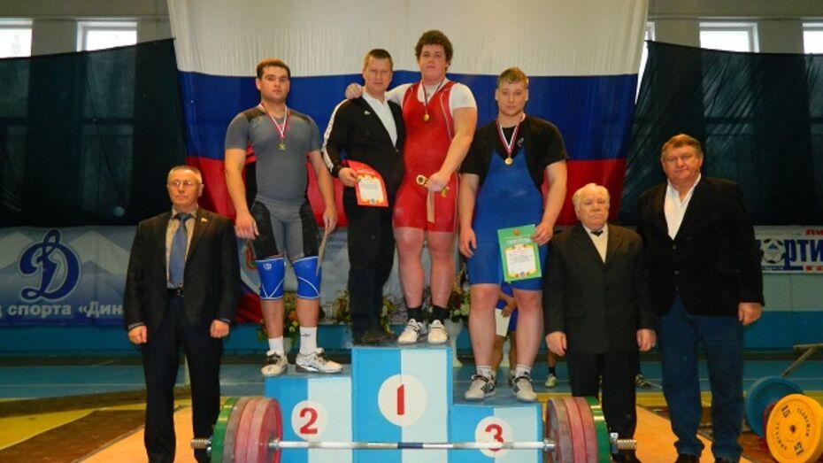 Россошанские атлеты обошли спортсменов из Курска и Липецка