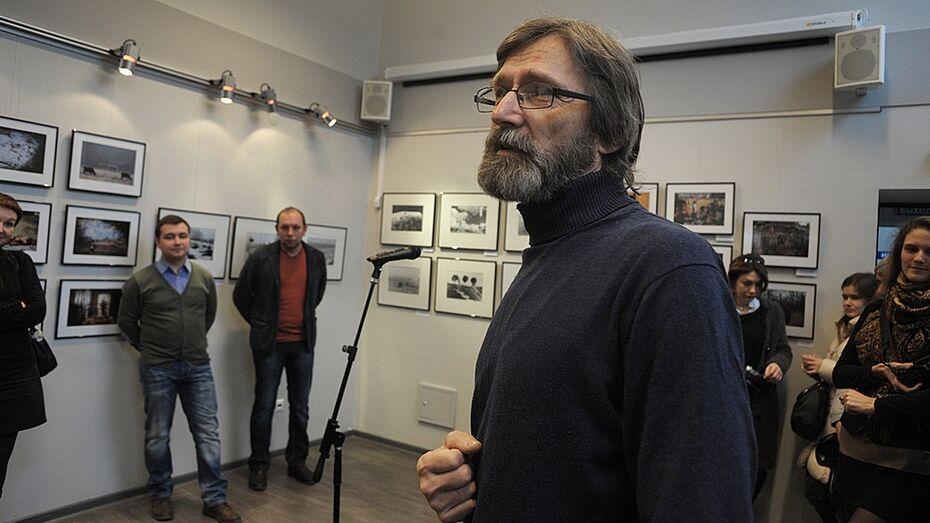 Известный фотограф Михаил Рогозин проведет в Воронеже открытый урок