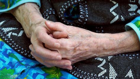 В Воронежской области старик задушил жену и покончил жизнь самоубийством