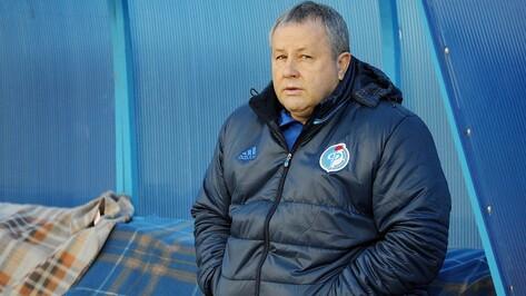 Главный тренер воронежского «Факела»: «Усиление нужно во все линии, кроме вратарской»