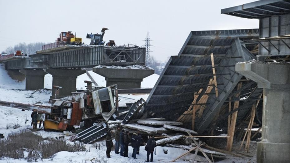 Срочная новость! В Борисоглебском районе вновь рухнул мост