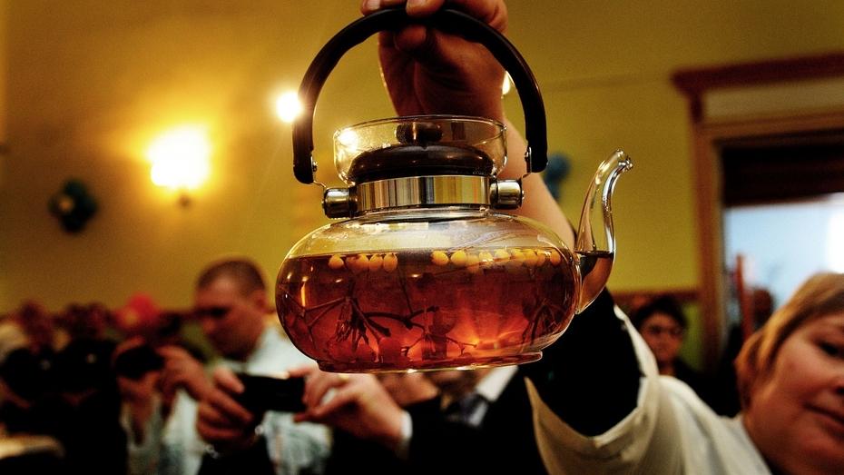 В Воронежской области прошел фестиваль старинных русских чайных традиций