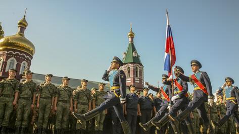 Воронежская Военно-воздушная академия приняла 8,5 тыс курсантов
