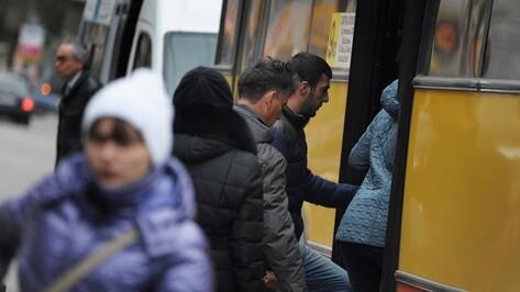 Проезд в воронежских автобусах подорожает с 1 марта до 15 рублей