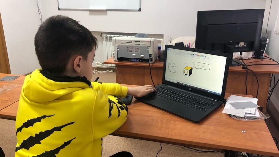 Хохольских ребят пригласили на занятия в цифровую лабораторию и «VR-школу»