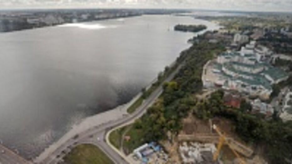 В конкурсе на проект реабилитации Воронежского водохранилища примут участие иностранцы