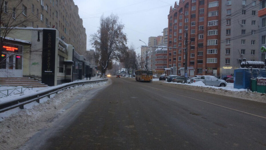 Коммунальщики вывезли с воронежских улиц 5980 кубометров снега