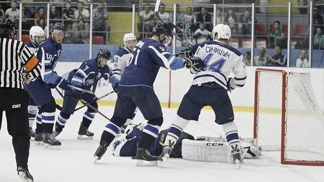 «Буран» вернул хоккей в Воронеж поражением по буллитам