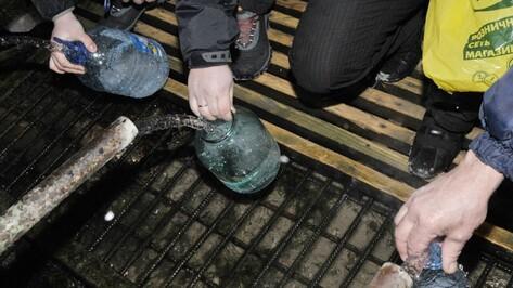 Воронежский Роспотребнадзор забраковал воду в 19 местах крещенских купаний
