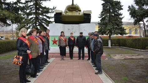 В Кантемировском районе стартовала акция «От обелиска к обелиску»