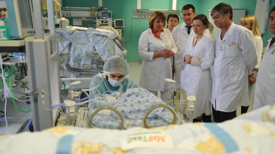 Детский омбудсмен Анна Кузнецова впервые посетила Воронежскую область