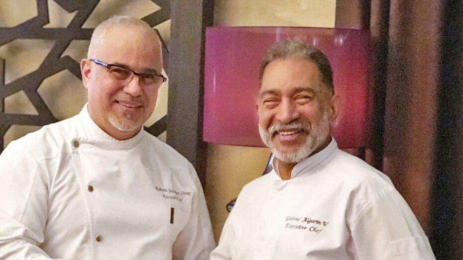 Роберто Хакамино Перес поучаствовал в обновлении меню воронежского EL CHICO