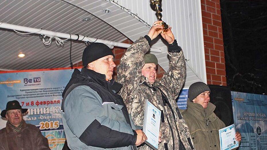 Бутурлиновские рыболовы завоевали приз российского телеканала