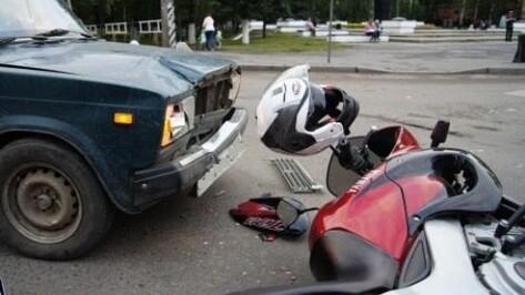 Саратовец отсидит 6 лет за гибель подростков на мотоцикле в Воронежской области