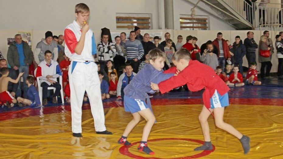 В Таловском районе введут самбо в школьную программу с сентября 2017 года