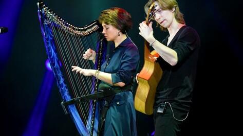 Фанаты порадуют группу «Мельница» бабочками на концерте в Воронеже