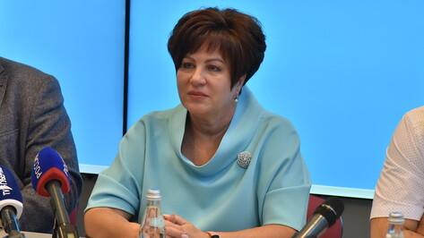 Последним днем работы Людмилы Подшиваловой в мэрии Воронежа станет 19 апреля