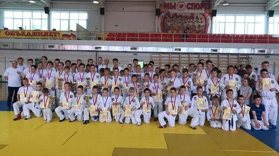 Борисоглебские рукопашники выиграли 16 золотых медалей открытого первенства округа