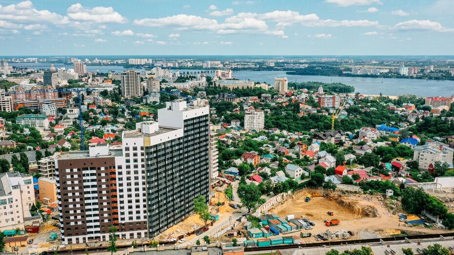 Воронежский ДСК отметили на «Российской строительной неделе – 2021»