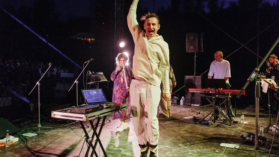 Опен-эйр «Музыка мира» превратился в рейв-вечеринку под песню из воронежского села