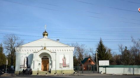 В Острогожске построят воскресную школу