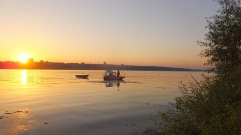 В Воронеже мужчина утонул у Северного моста