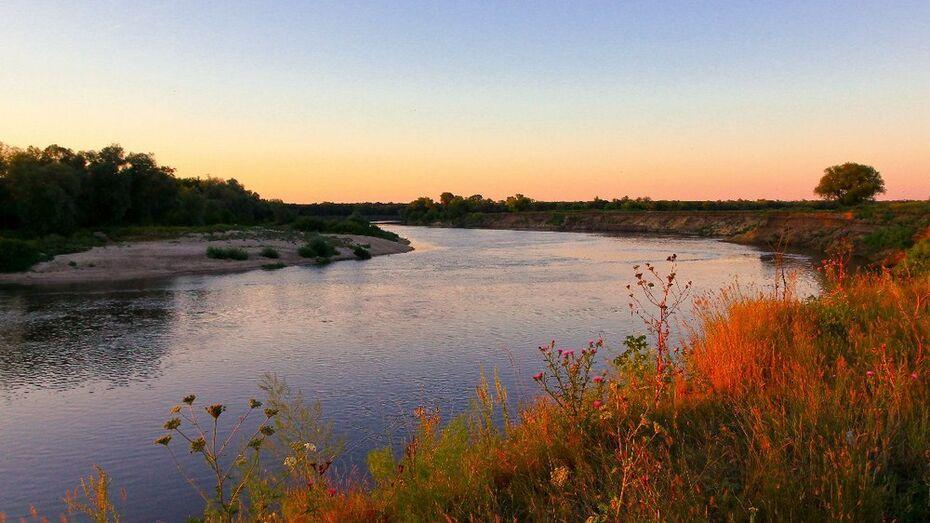 В Острогожском районе на реке Дон утонул белгородец