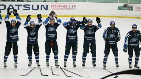 Хоккеисты «Россоши» сравняли счет в серии с «Батыром» в полуфинале МХЛ-Б