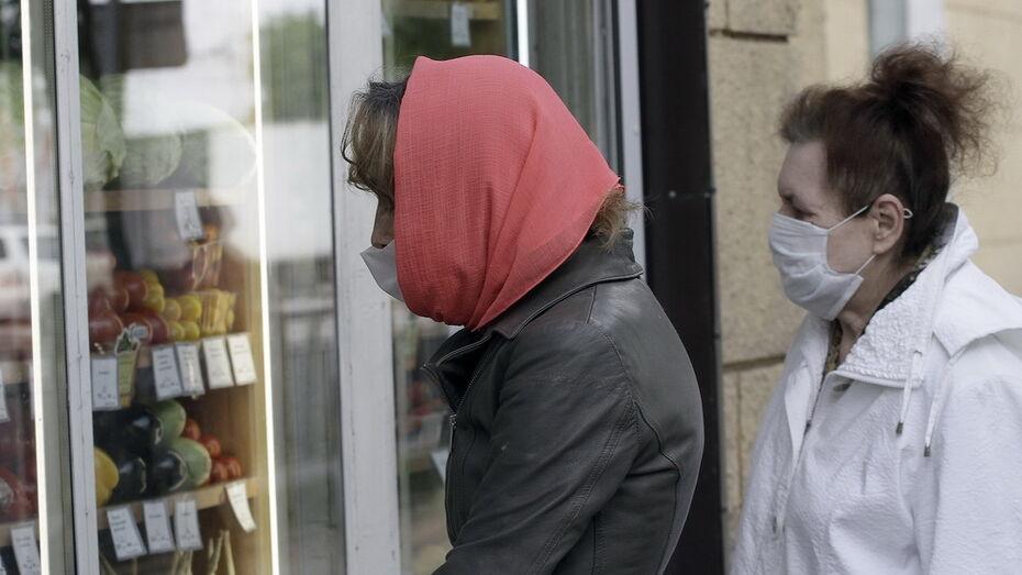 За пандемию от коронавируса вылечились 33,2 тыс воронежцев