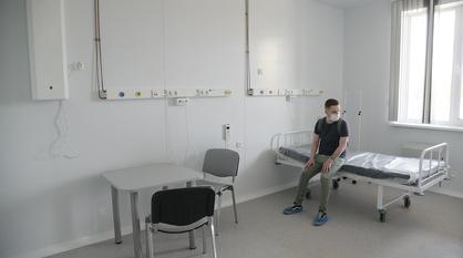 В Воронежской области стало больше свободных коек для COVID-пациентов