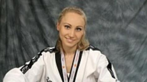Воронежская спортсменка завоевала «серебро» на чемпионате мира по тхэквондо