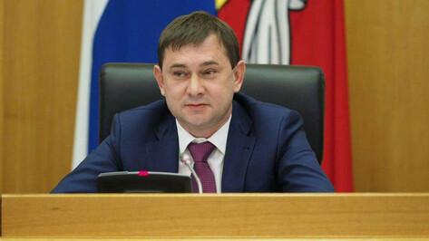 Спикер Воронежской облдумы укрепился в рейтинге глав законодательных органов РФ