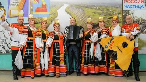 Острогожцу вручили почетный знак «Благодарность от земли Воронежской»