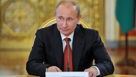 Time объявил Владимира Путина победителем читательского рейтинга влиятельных людей