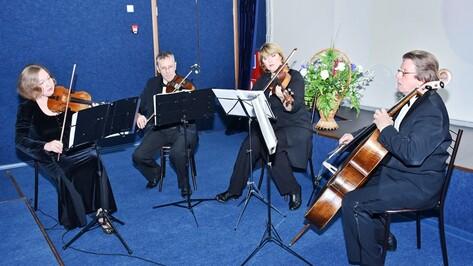 В Панинском районе впервые прошел онлайн-концерт классической музыки