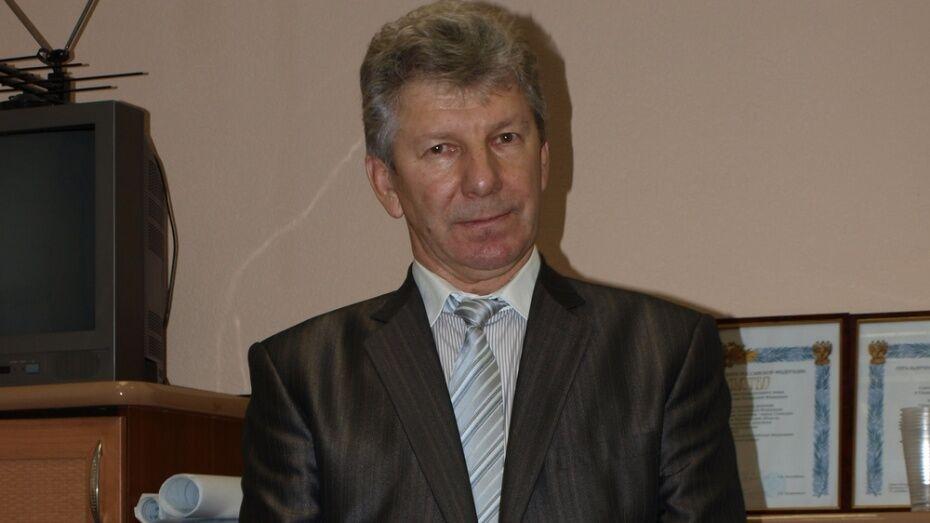 Мэр Семилук Алексей Гирчев досрочно сложил полномочия