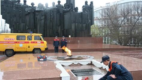Воронежские газовики запустили акцию к 70-летию Победы в Великой Отечественной войне