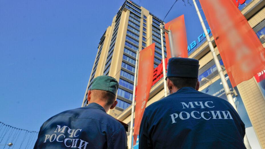 Воронежцев попросили не пугаться тревожного воя сирен 2 октября