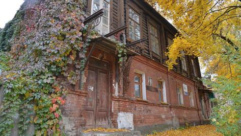 Единственные и неповторимые. Каким старинным домам Воронежа грозит снос