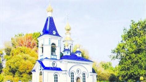 В Лисках на благотворительном концерте соберут деньги на строительство сельского храма