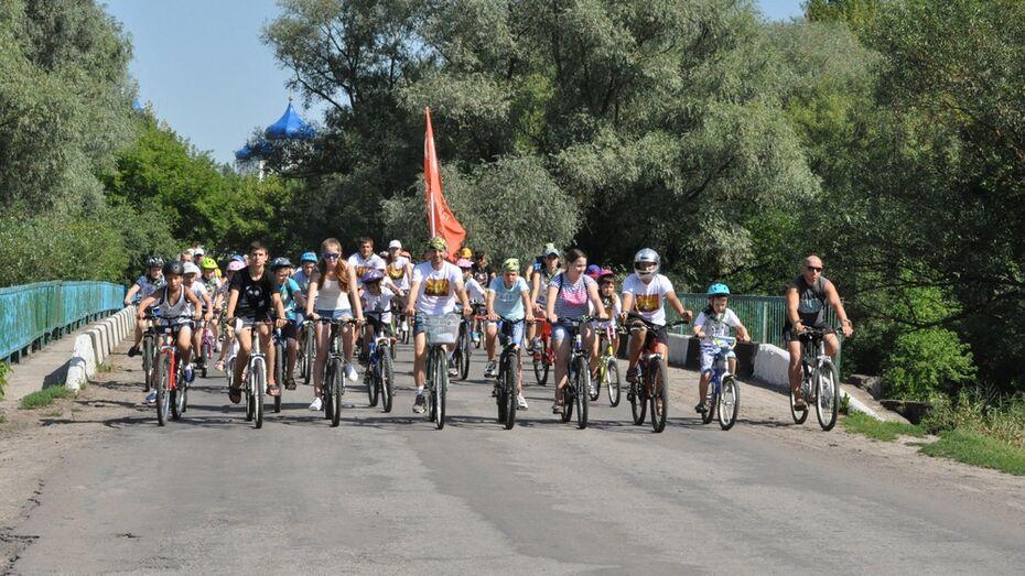 В Репьевке пройдет массовый велопробег