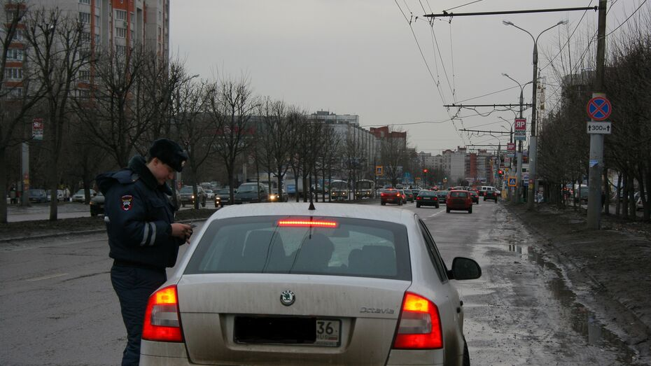 За два месяца в Воронеже произошло 18 ДТП с участием детей