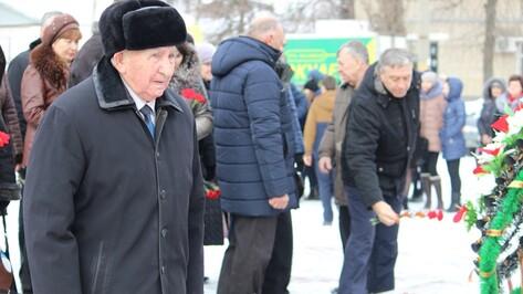 В Ольховатке к 76-летию освобождения района от фашистов пройдет памятный митинг