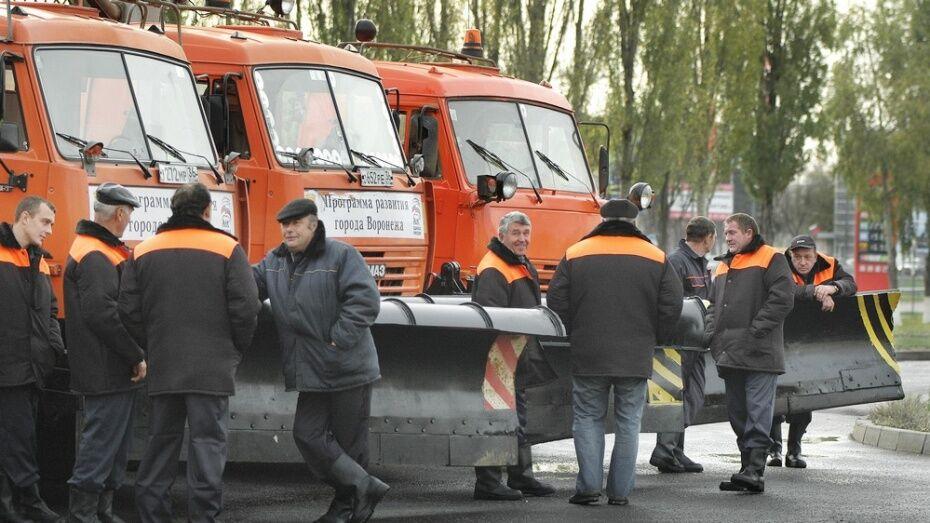 Воронежские власти купят коммунальную технику на газе за 35,6 млн рублей