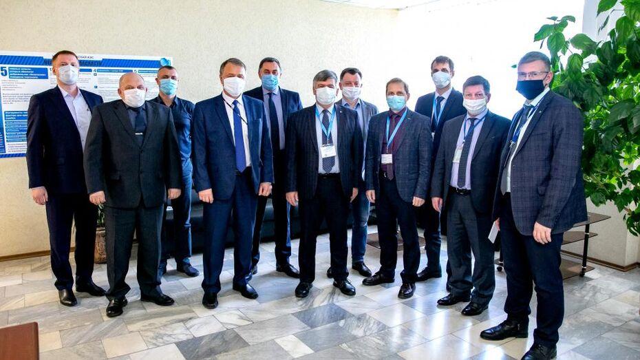 За работой сотрудников Нововоронежской АЭС понаблюдали международные эксперты