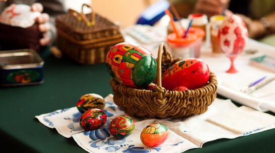 Репьевских школьников позвали участвовать в районном онлайн-конкурсе «Пасхальная радуга»