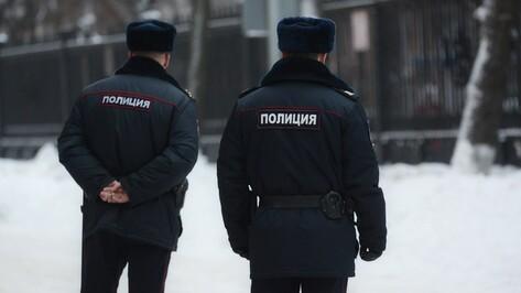 В ходе плана-перехвата в Воронежской области поймали грабителей на BMW X5