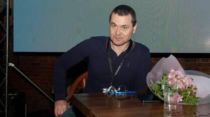 Писатель Шамиль Идиатуллин в Воронеже: «Сюжеты сказок вшиты в наш генокод»