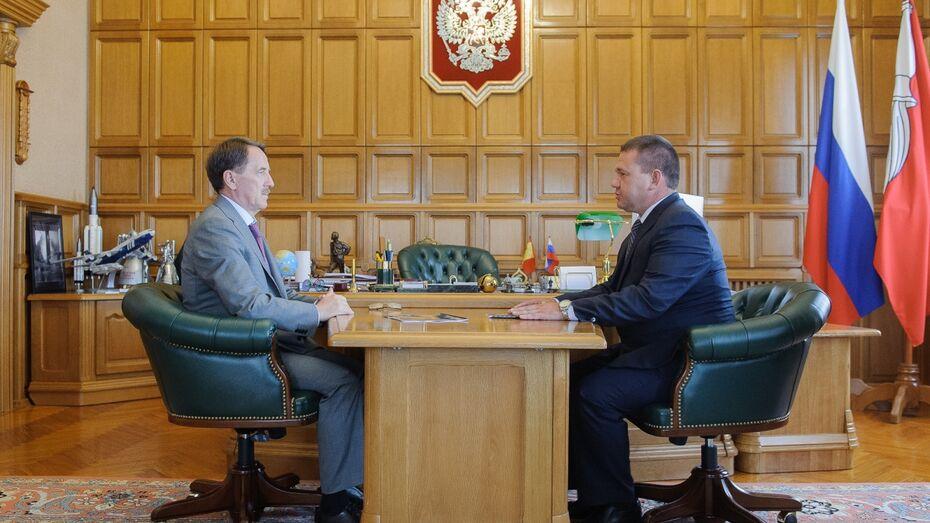 Губернатор выделит 4,3 млн рублей на бурение скважин для Петропавловской больницы