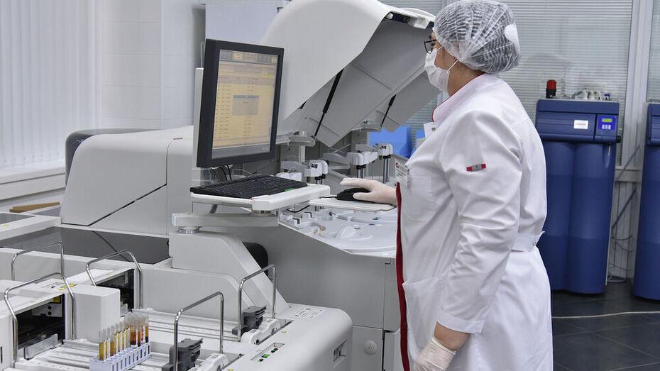 Коронавирус диагностировали еще у 391 жителя Воронежской области